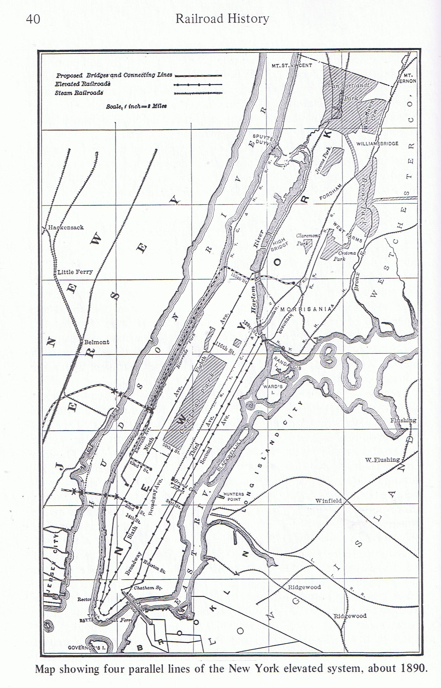 Map Of New York Rail System.Once Buried Locomotives Now Unearthed