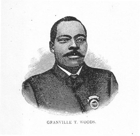 BHRA: Granville Woods