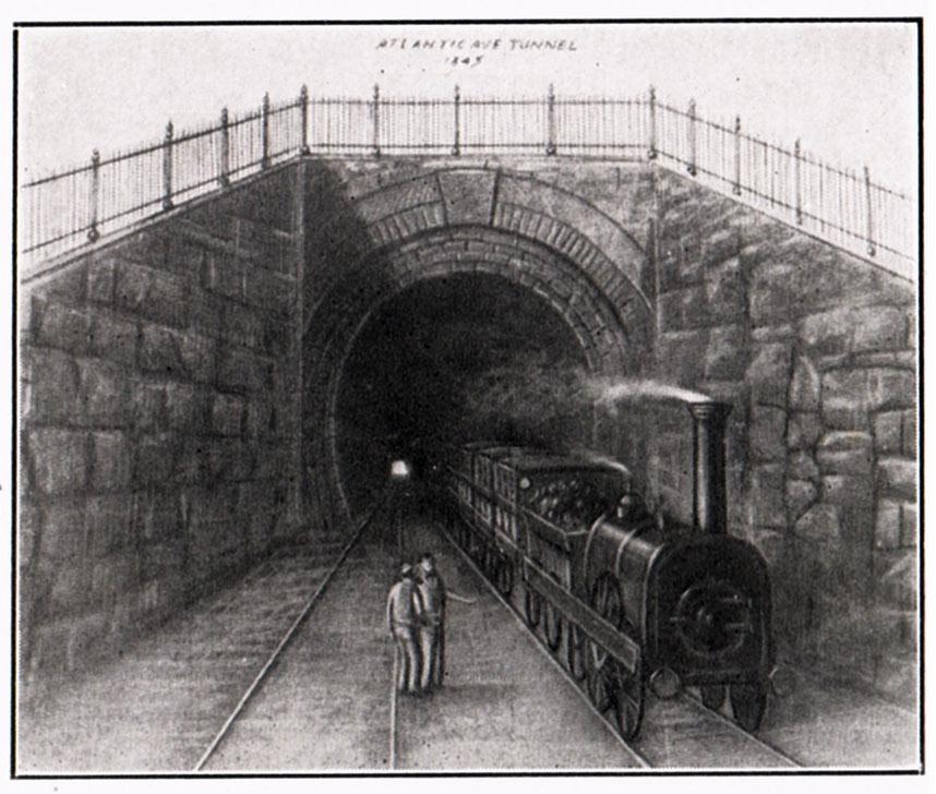 Bhra Atlantic Avenue Tunnel