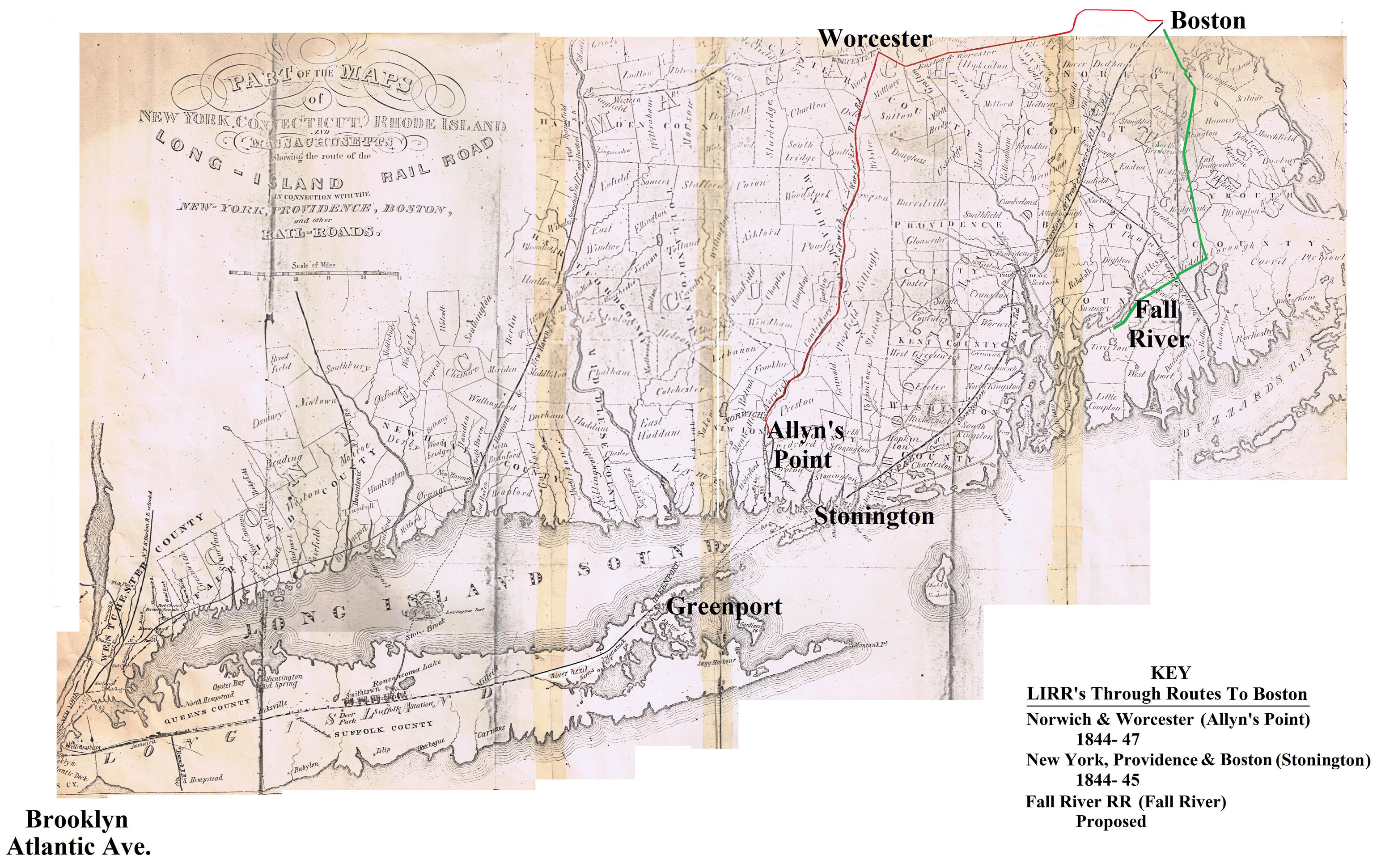 Maps and Studies